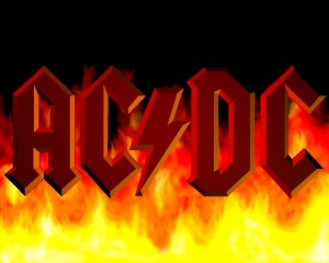 "Over 41 million YouTube hits for AC/DC's ""Thunderstruck"""