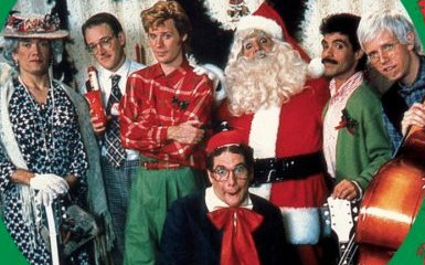 "Hall & Oates ""Jingle Bell Rock"" – The Literal Versions"