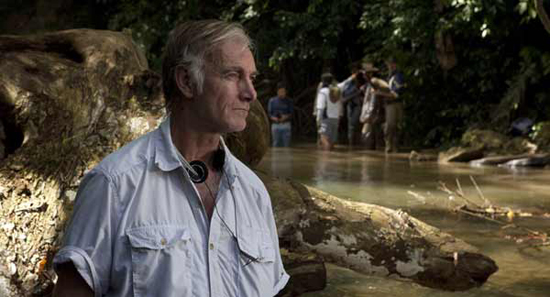 "Indie film pioneer John Sayles talks about his new film AMIGO and directing the ""Born In the U.S.A."" ""I'm On Fire"" and ""Glory Days"" videos for the Boss"