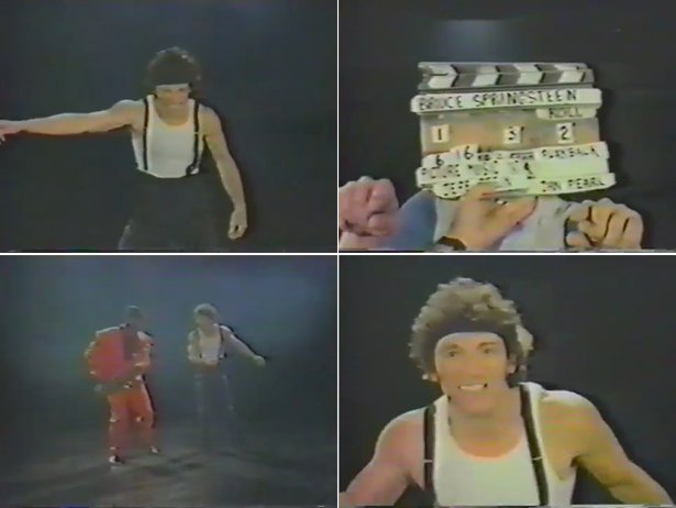 "The Untold Story Of Bruce Springsteen's Original ""Dancing in the Dark"" Music Video"
