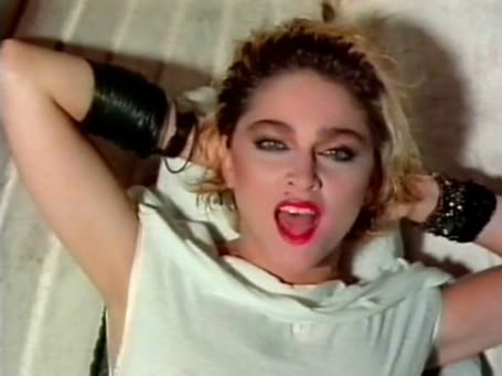 """Burning Up"" video director comes clean: ""I Almost Killed Madonna"""