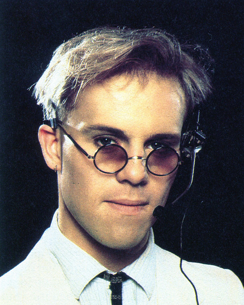 Image result for images of Thomas Dolby