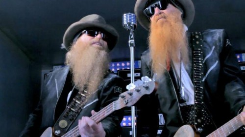 ZZ Top And Jeremiah Weed Debut New Single, Kick Ass in Convenience Store