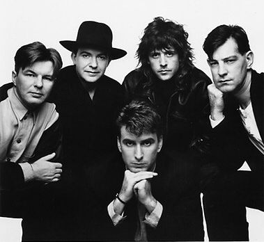 The Fixx's Cy Curnin Talks Crazy Videos, Biting Dogs, Insane Ghosts, Tina Turner, and Rubbing Cocaine On Blistered Feet