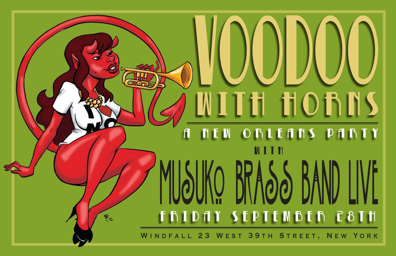 Voodoo Manhattan Cocktail Recipes — Dishmaps