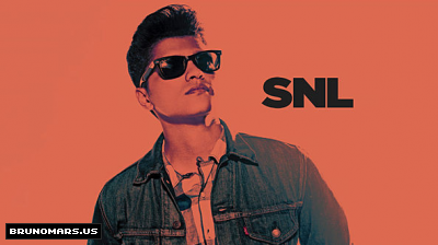 "Bruno Mars Performs Michael Jackson's ""Smooth Criminal"" Lean On SNL, Sort Of"