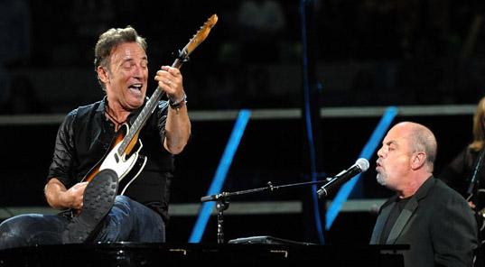Springsteen, Joel, Bon Jovi, Sting To Host Hurricane Sandy Benefit Concert on NBC