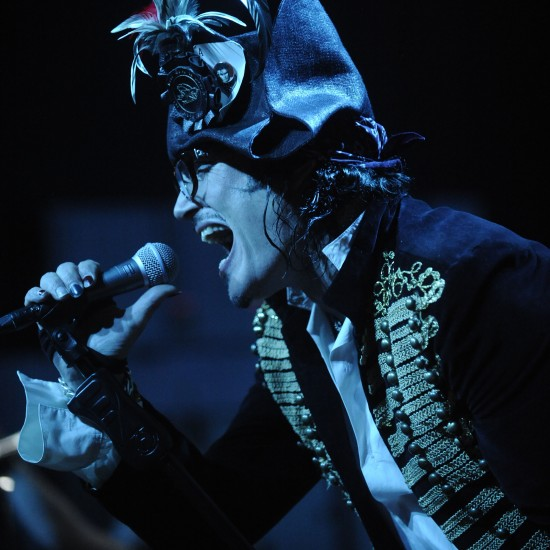 Prince Charming returns: the one and only Adam Ant