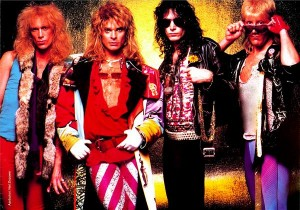David Lee Roth and the Eat 'Em and Smile Band