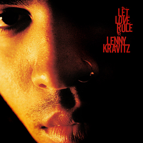 lenny kravitz let love rule: