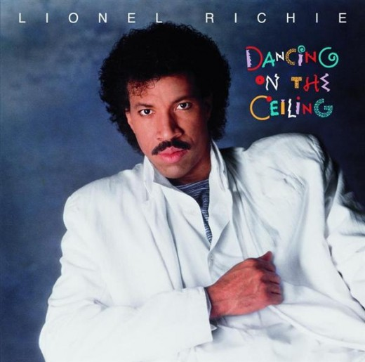 "Defying gravity: Lionel Richie's ""Dancing on the Ceiling"""