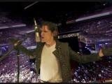 "A big scene from Corey Feldman's ""Ascension Millenium"" music video"