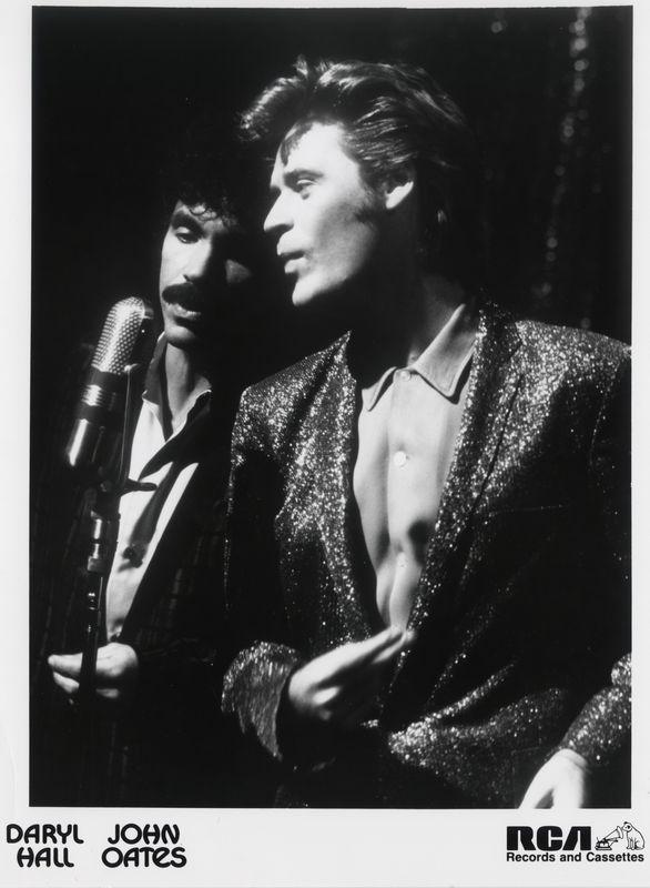 Hall Oates 1980s