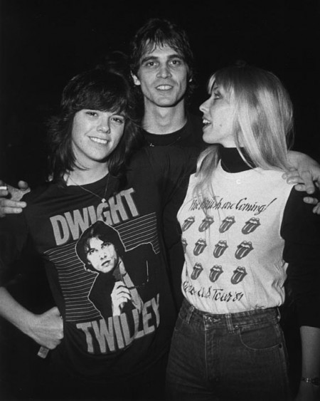 Susan Cowsill, Dwight Twilley and Carla Olson, photo by Gary Nichamin