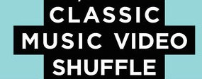 Brooklyn's Premier Retro Video Dance Party CLASSIC MUSIC VIDEO SHUFFLE @Royal Palms Returns Friday September 19