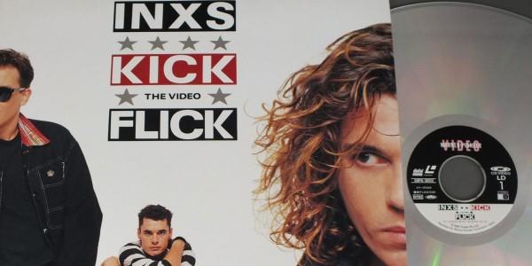Flashback EPK: INXS Kick The Video Flick