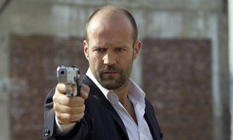 """Don't show that!"" Action hero  Jason Statham told the internet, which did not listen."