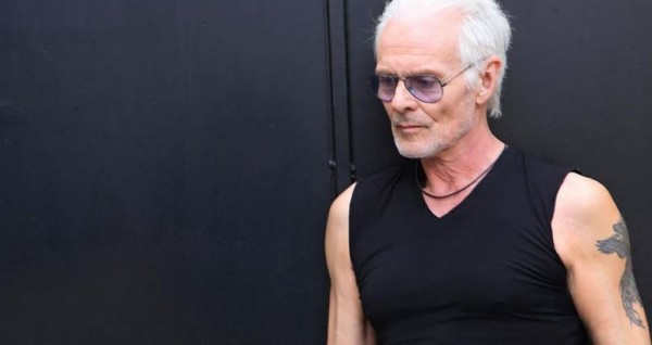 The Notorious MDB: Michael Des Barres just released his new album THE KEY TO THE UNIVERSE