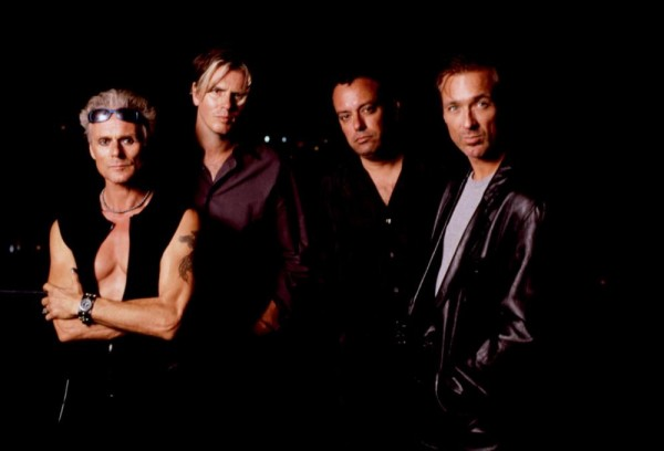 In SUGAR TOWN (1999): Michael Des Barres, John Taylor, Larry Klein, Martin Kemp
