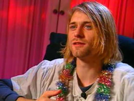 Kurt Cobain recalls the process for creating Nirvana's videos in an unedited interview recently uploaded to YouTube.