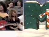 VJ Nina Blackwood Remembers MTV's First Christmas Video With Billy Squier