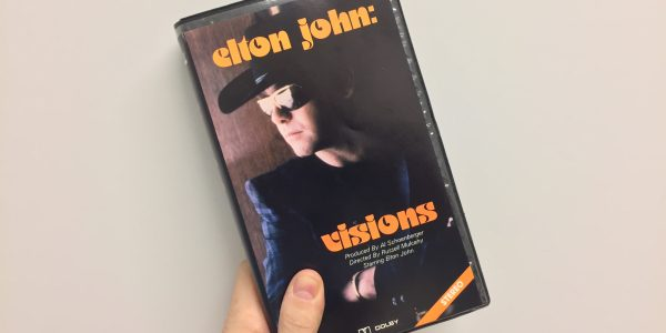 Watch Elton John's 1981 Video Album VISIONS