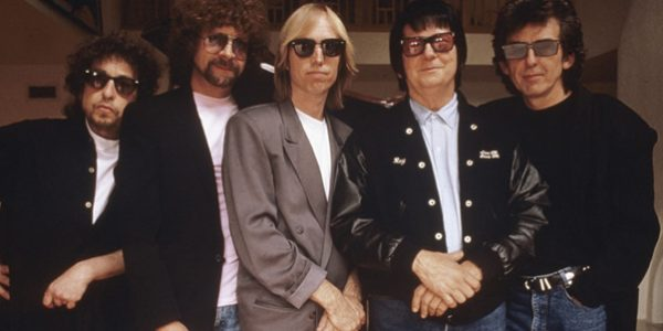 Watch Video of The Traveling Wilburys 1988 Recording Sessions