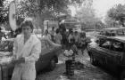 Behind the Scenes: Duran Duran shooting videos in Sri Lanka in 1982